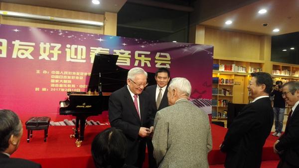 音楽で中日両国を結ぶ、「中日友好迎春コンサート」が北京で開催