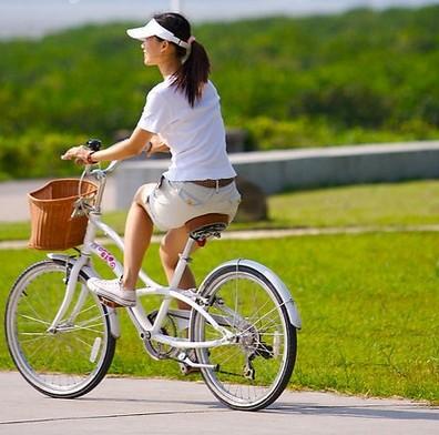 自転車通勤で仕事への積極性増す