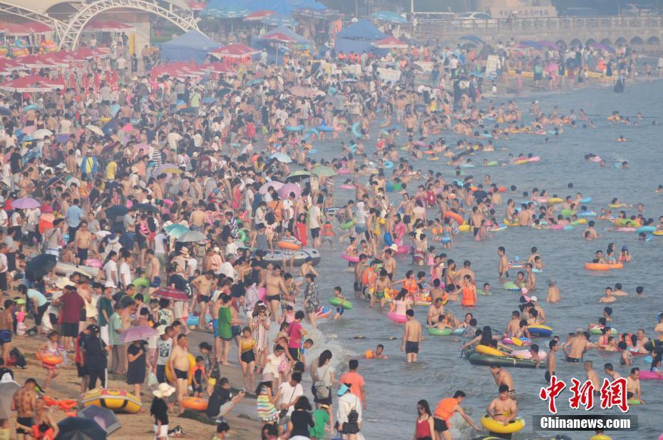 山東省、一年で最も暑い時期の訪れ「入伏」