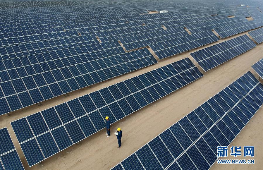 青海省の新エネ設備容量、800万kWを突破