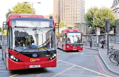 中国製バス 欧州市場への「乗り入れ」加速