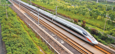 「復興号」、北京・天津都市間鉄道で運行開始