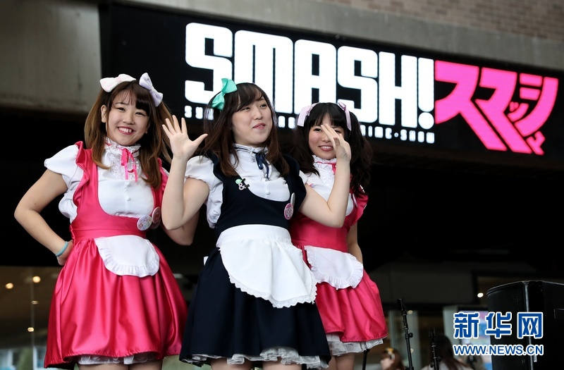 シドニーのコミケ「SMASH!」閉幕、会場に集結したコスプレイヤーたち 豪州