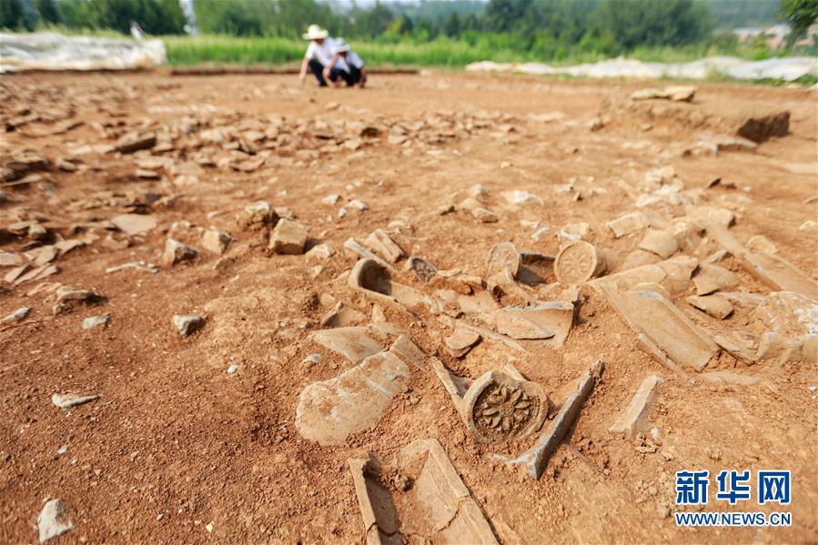 江蘇省で1000年前の文化財発見される