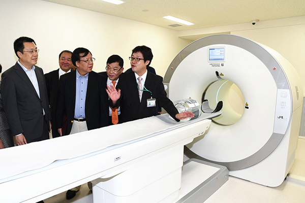 「中国智造」のハイエンド医療設備が日本市場に初進出