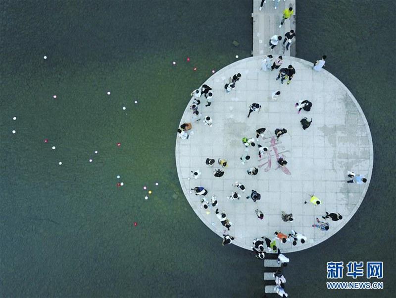 男女の縁結ぶ「七夕」イベント開催 浙江省
