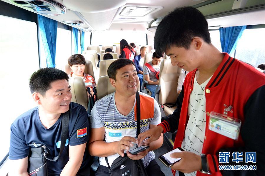 河北省初のシェアシャトルバスが唐山市に登場