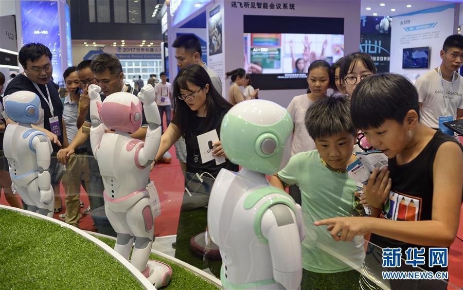 世界ロボット大会に注目、ロボットが私たちの生活にもたらす変化とは?