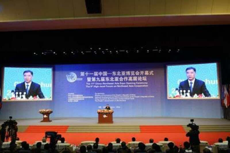 第11回中国東北アジア博覧会は長春で開幕