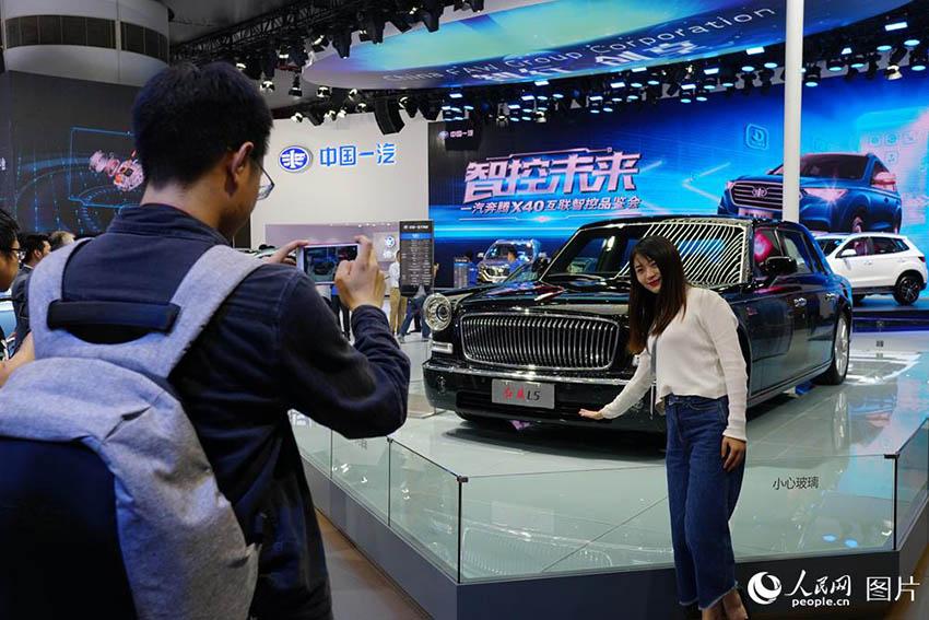 第15回広州国際モーターショー開幕