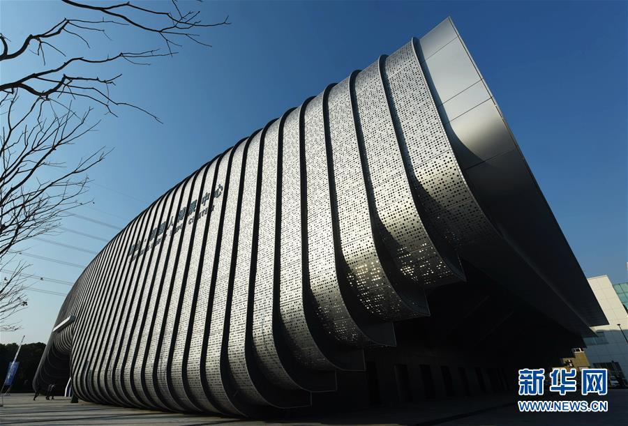 蕭山ロボット博展センターが開館 浙江省
