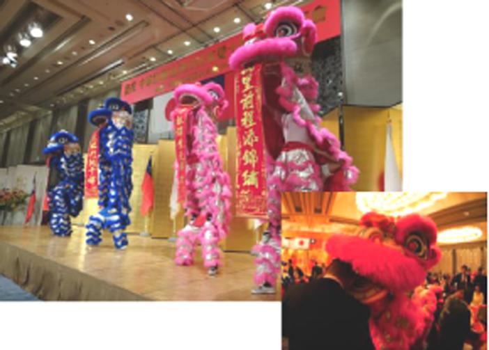 スイスホテル南海大阪、6 階アトリウムロビーにて春節イベントを開催します