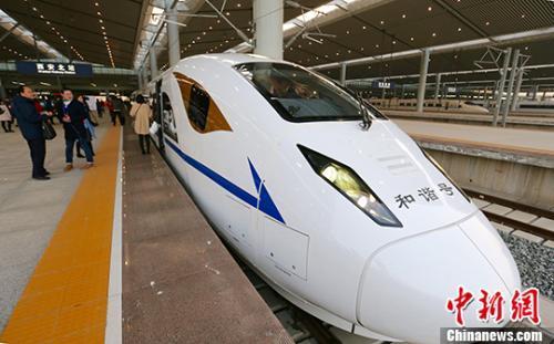 中国、20年までに高速鉄道3万キロ、大都市カバー率80%へ