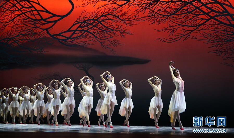 中国の舞劇「朱鷺」 ニューヨークで上演