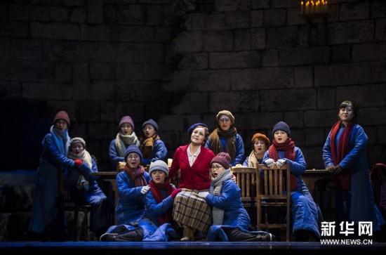 第3回中国オペラ祭が閉幕 大トリはオリジナルオペラ「ラーベの日記」