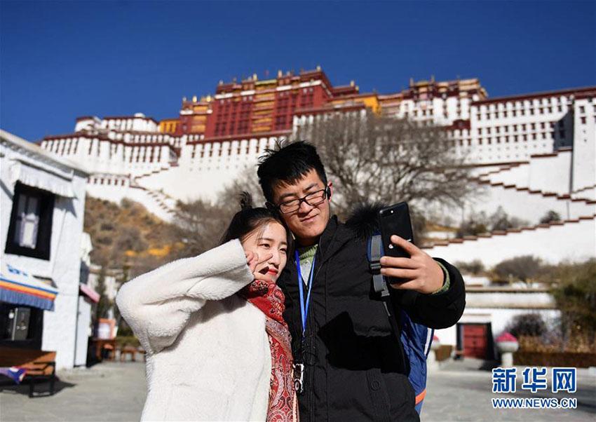 ラサ市の年間観光客数、史上最多の延べ1600万人突破 チベット