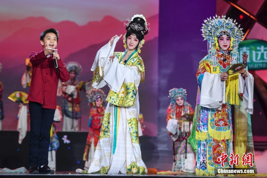 2018年世界華僑華人春節聯歓晩会に豪華キャスト続々登場