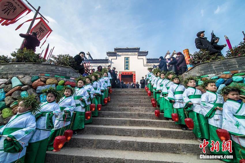 2月4日は立春、中国各地で様々なイベント