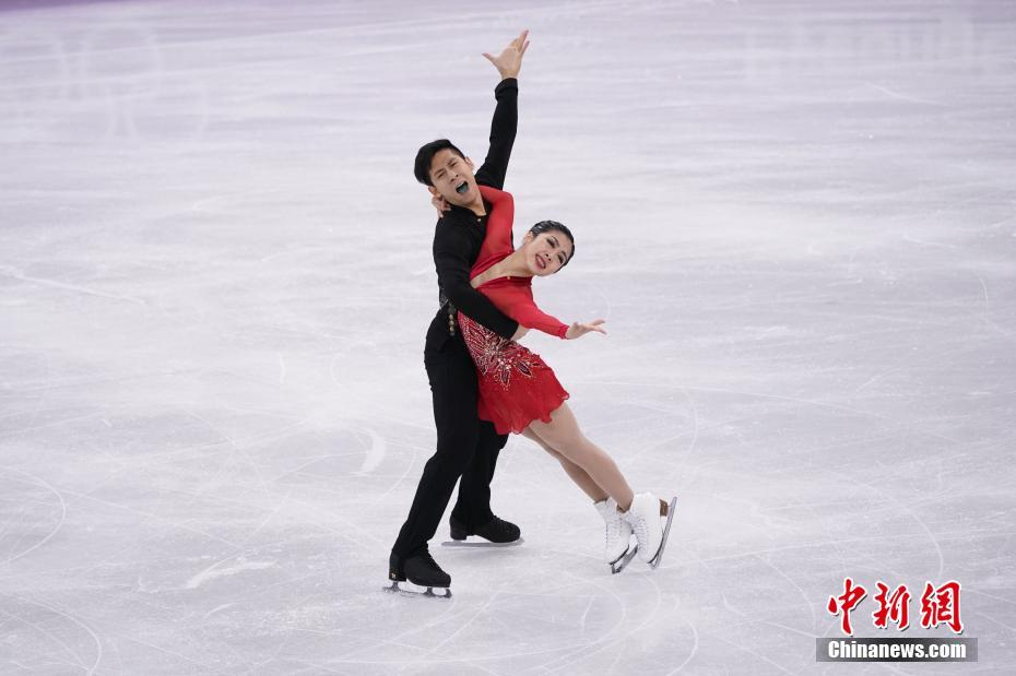 平昌冬季五輪フィギュアペア 中国が銀、ドイツが金