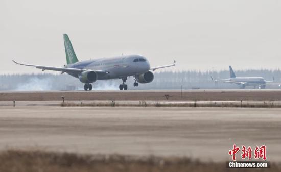 大型旅客機C919が中国製エンジンを搭載へ