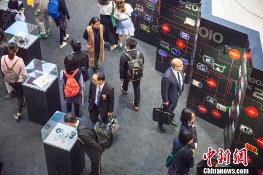 日本文化庁メディア芸術祭中国・厦門展 2018「CHARACTER」が開幕