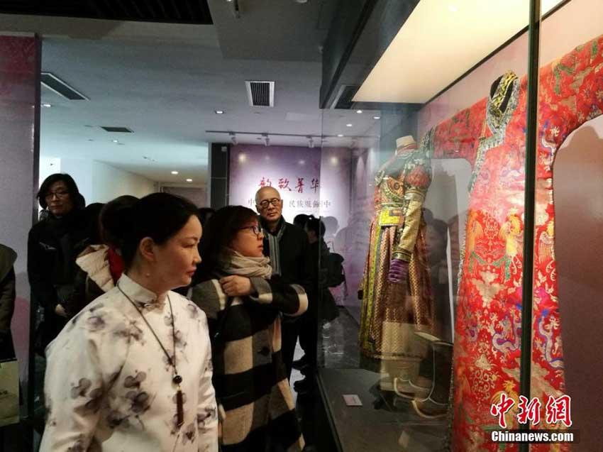 「中国女性民族衣装展」が蘇州で開催 江蘇省