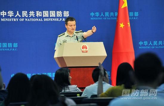 国防部、日本の「中国安全保障レポート」は無責任で成立せず