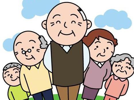 中国の高齢者人口、2050年までに総人口の約3分の2に