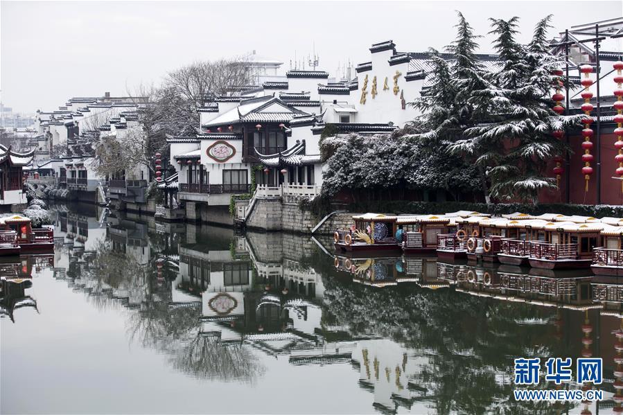 雪化粧した中国各地の歴史ある建物が格別の美しさに