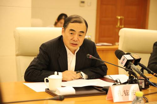 孔鉉佑中国次期駐日大使が30日に着任「新時代にマッチした中日関係を築く」
