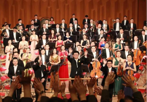 中国国家大劇院交響楽団、朝鮮を友好訪問