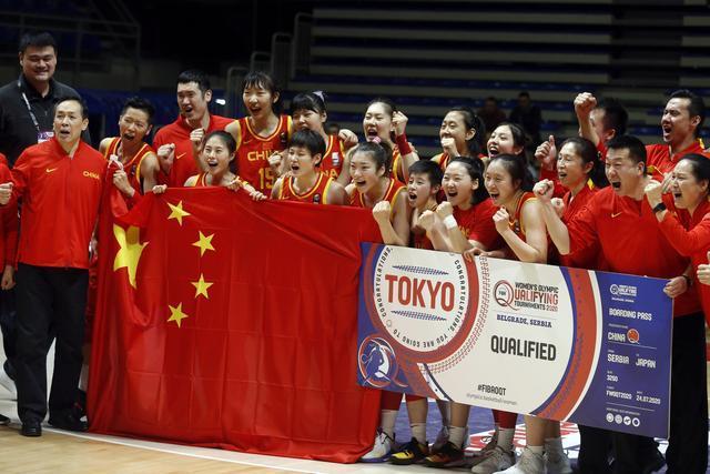 中国女子バレー、東京五輪出場決定