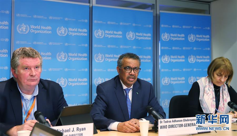 WHO「中国は多大な努力を払い、感染拡大を効果的に阻止」
