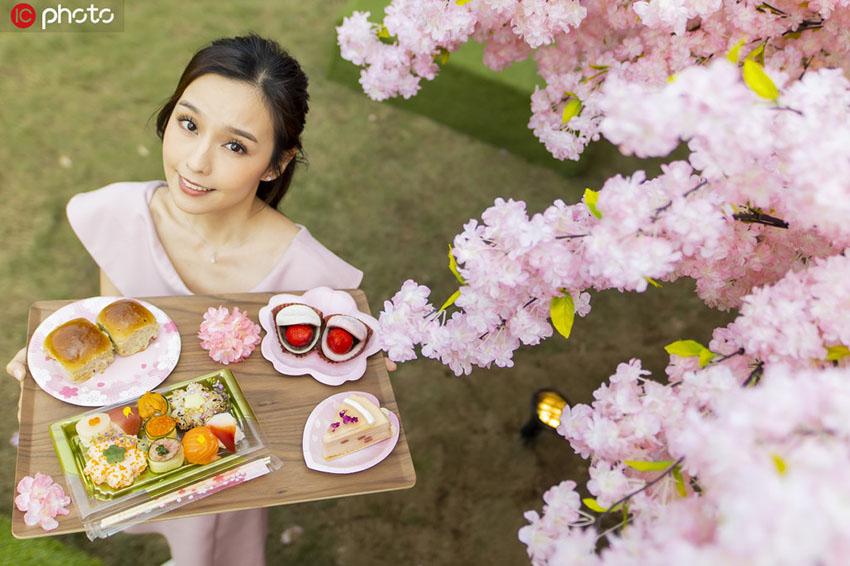 香港「桜まつり—-日本食品期間限定ショップ」がオープン