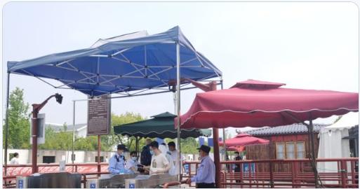 中国のメーデー連休 事前予約で安全・快適な観光を実現