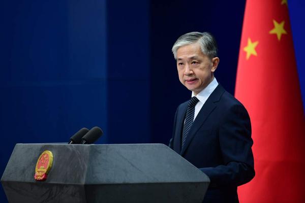 中国外交部、菅義偉氏の自民党総裁選出に祝意