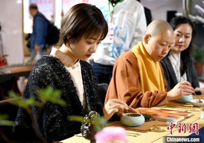 2020年中国成都国際茶業博覧会 大勢の市民が来場