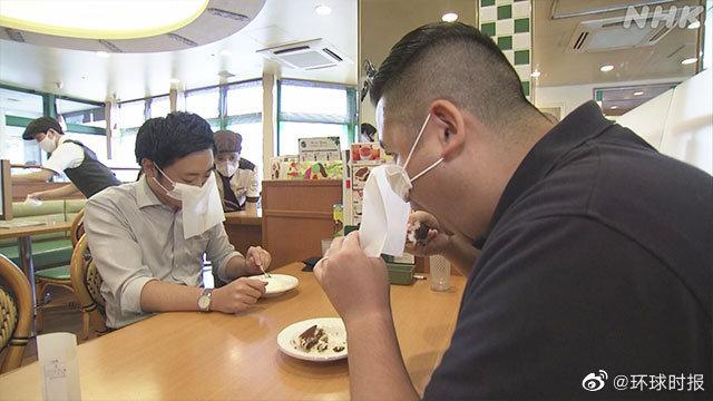 日本で食事用マスクの着用呼びかけへ 厚労相が分科会に要請