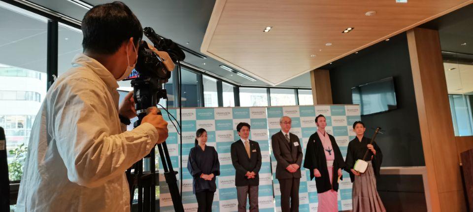 価値体験型ホテル「ホテルインターゲート⼤阪 梅⽥」オープン︕ 「⼤阪の魅⼒再発⾒」記者発表会開催
