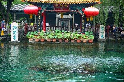済南の泉と水